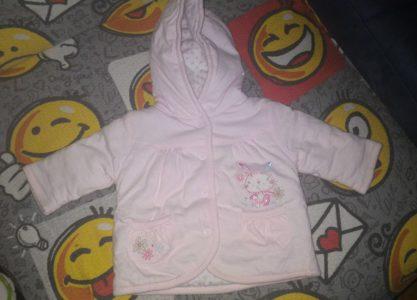 Giacca neonata 0-1 mesi