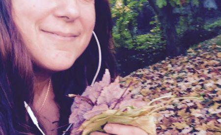 Lavoretto con le foglie