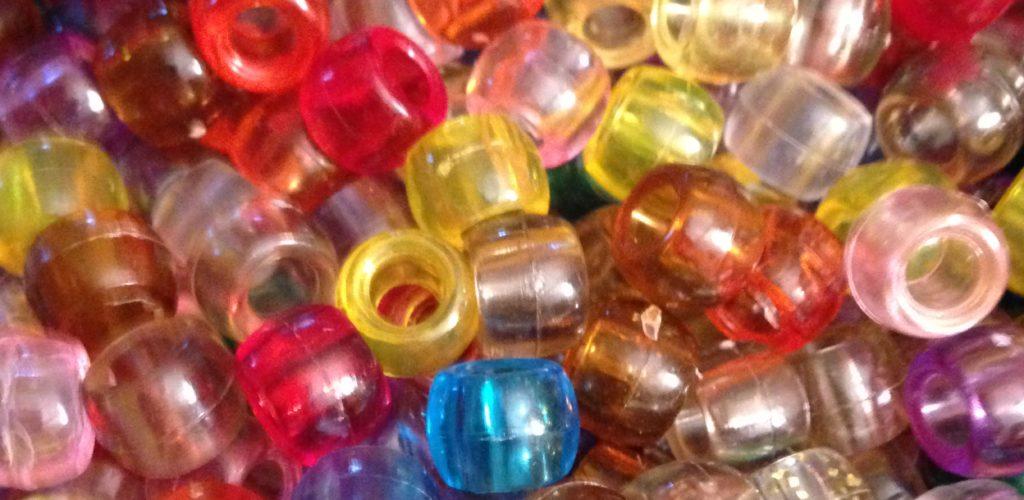 Stelle di perline