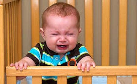 I bambini fanno i capricci per andare a dormire?